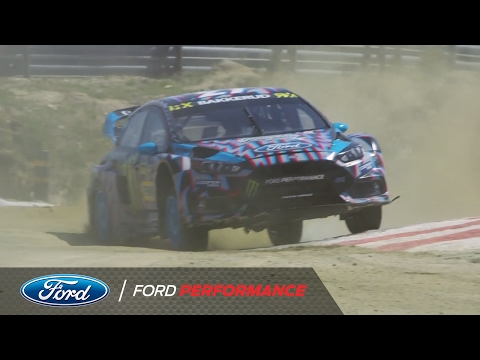 Ford Focus RS RX and Hoonigan Racing Division: Portugal Recap | FIA World Rallycross Championship