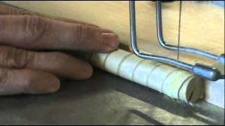 Make a Wood Spiral