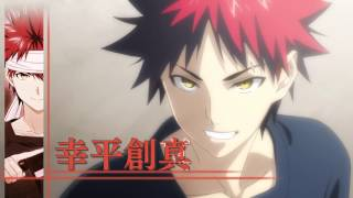Video ★「TRAILER」SHOKUGEKI NO SOMA SEASON 2 PV【HD】 download MP3, 3GP, MP4, WEBM, AVI, FLV Desember 2017