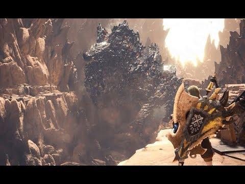 Monster Hunter World - Part 7: Zorah Magdaros: The Walking Volcano