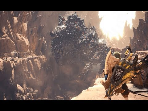 Monster Hunter World - Part 7: Zorah Magdaros: The Walking Volcano