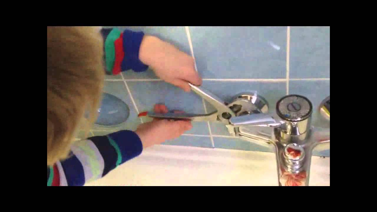 Tom Zeigt, Wie Man Eine Badewannenarmatur Tauscht - Youtube