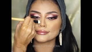 cat eye Makeup toturial