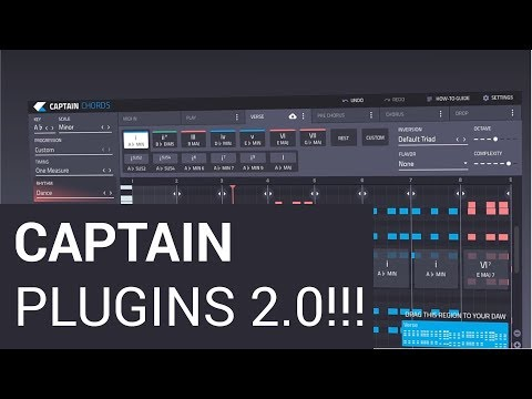 Captain Plugins 2 0 with Captain Chords Update is Here