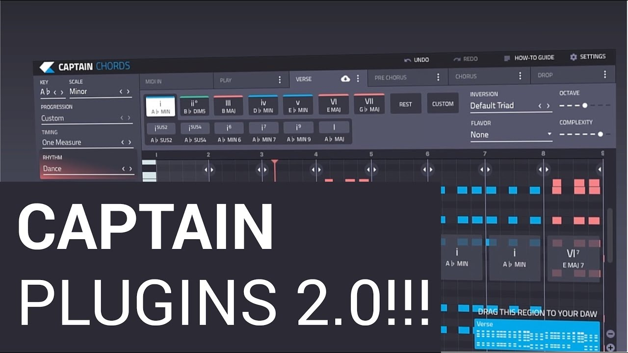 Captain Chords 2 0: Software for music composition