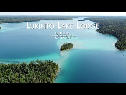 Lukinto Lake Lodge Longlac Ontario