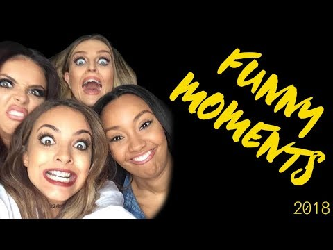 Little Mix - Funny Moments (new - 2018) | WILL MAKE YOU LAUGH 100%
