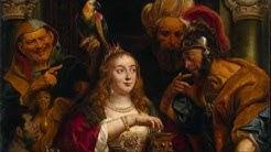 Händel Opera Giulio Cesare in Egitto Aria 'Da Tempeste' HWV17 | Suzie LeBlanc