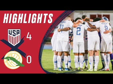 USA 4-0 CUBA Highlights | Nov. 19, 2019 | George Town, Cayman Islands - Truman Bodden Sports Complex