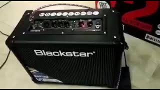 Фото Blackstar ID Core Stereo 20 V3   Fender SQ Bullet HT Stratocaster HSS IL AWT   Promusic