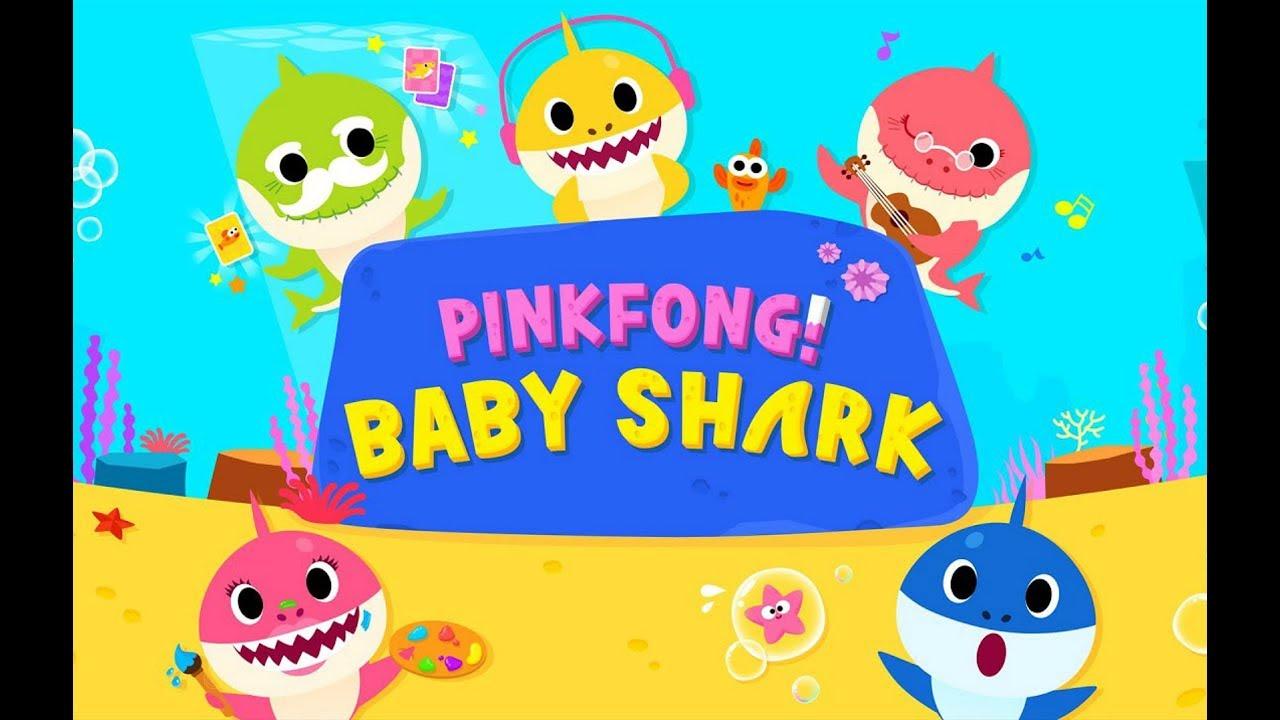 Baby Shark Dance Рыбки танцуют - YouTube