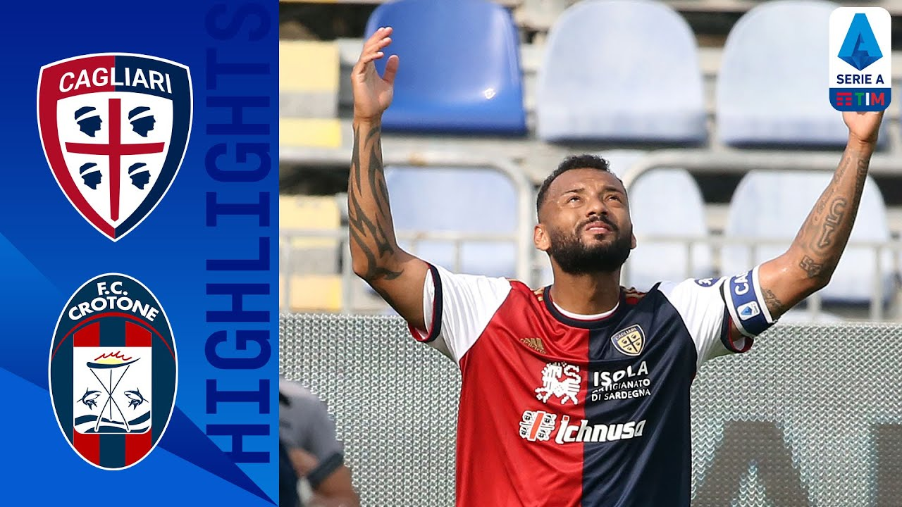 Cagliari 4-2 Crotone | Simeone & Joao Pedro Seal Second Consecutive Win for Cagliari! | Serie A TIM