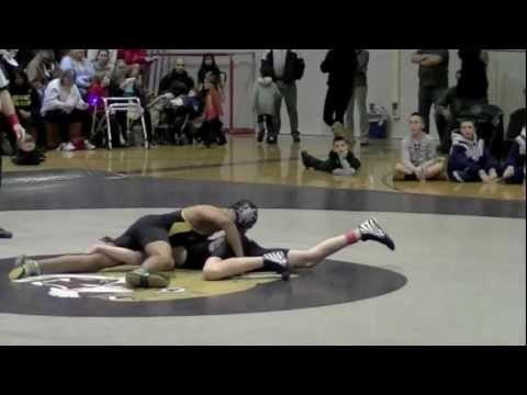 Jordan Cooke vs Ian Pearson