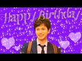 ?松潤? Happy Birthday??