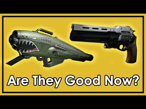 Destiny Taken King: The First Curse & Dragon's Breath - Are They Good Now?