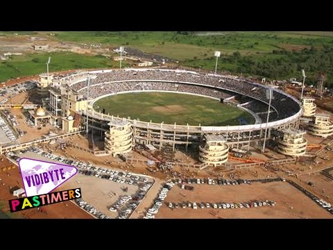 Top 5 Biggest Cricket Stadiums in India