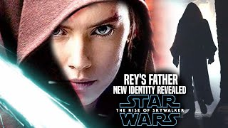 The Rise Of Skywalker Rey's Father New Identity Revealed & Leaked (Star Wars Episode 9)