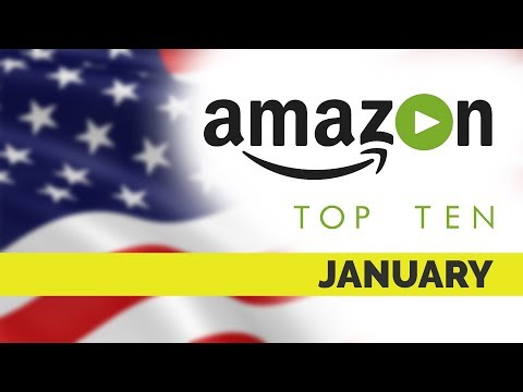 Top Ten movies on Amazon Prime US for January 2018