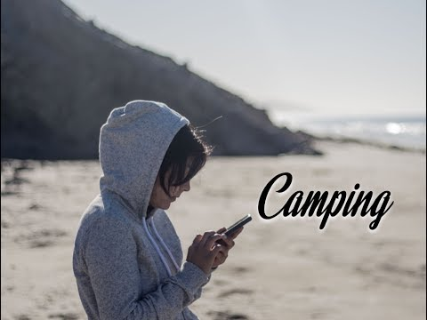 CAMPING IN SANTA BARBARA - Vlog 3