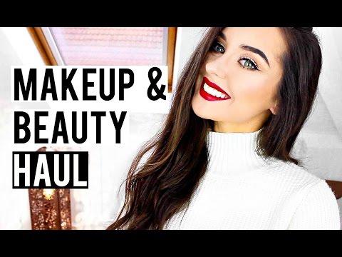 HUGE Makeup & Beauty Haul - KatesBeautyStation - 동영상