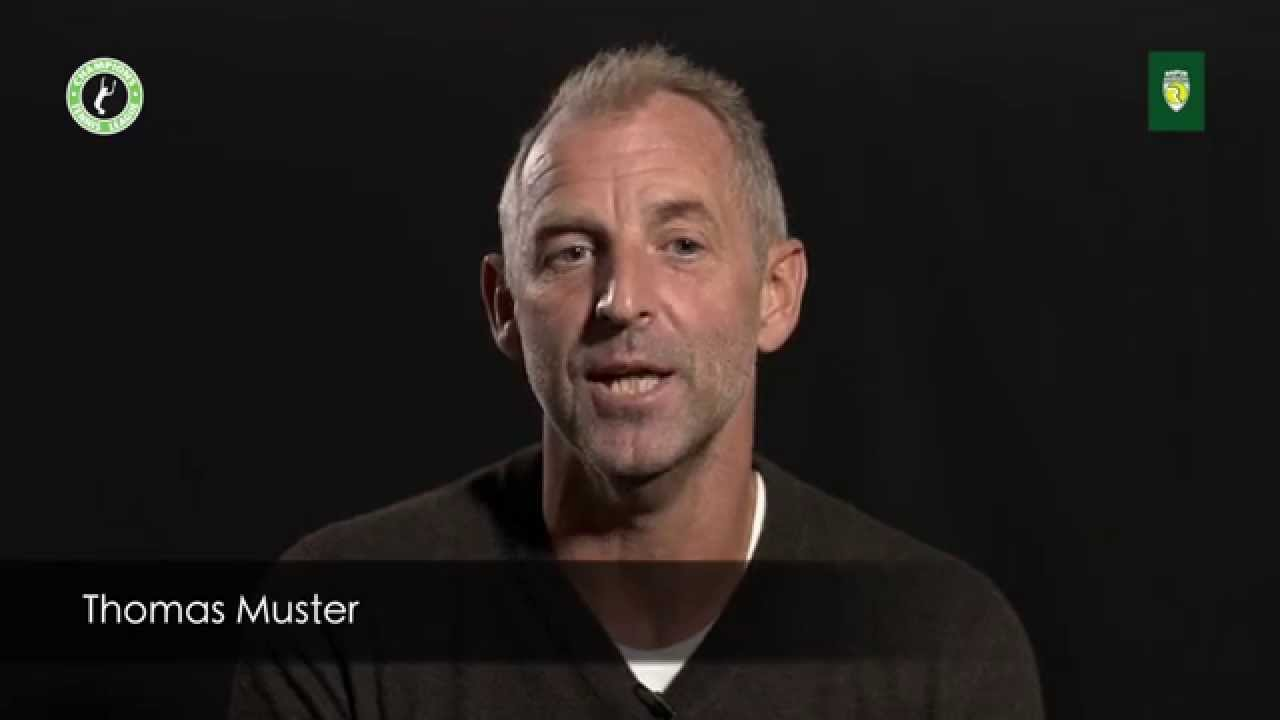 Thomas Muster on playing CTL 2015