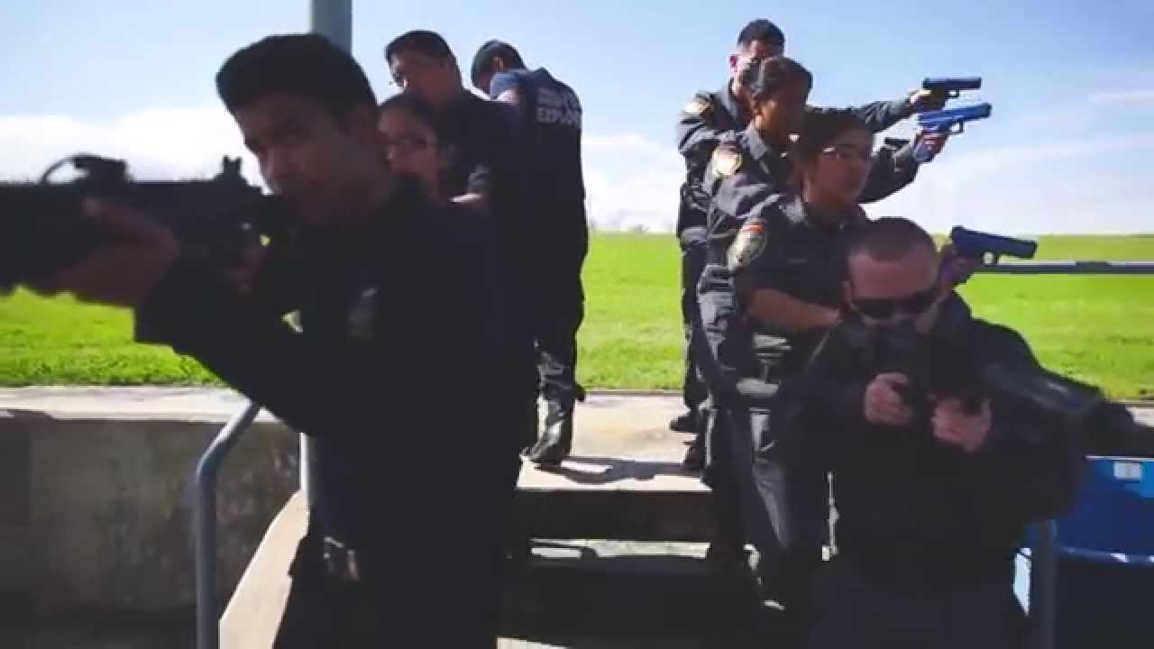 We Are Harris County Sheriff's Office Explorers - YouTube