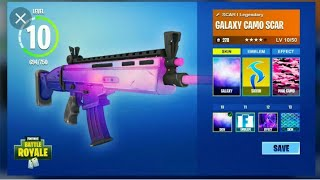 FORTNITE ? CAN SKINS LEAVE FOR WEAPONS IN SEASON 5?