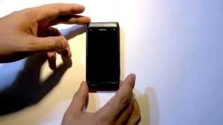 Steps for hard reset Nokia N8 phone