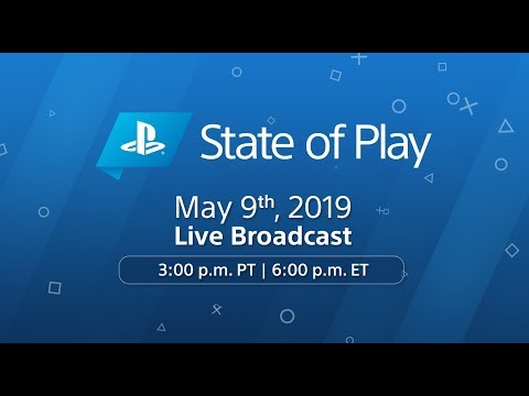 Watch's PlayStation's State of Play Livestream Here
