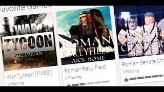 [ROBLOX] ROMAN AEGYPTUS MUSIC VIDEO 2