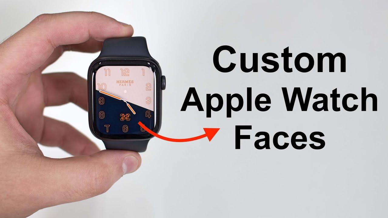 Download [2021] Install Custom Apple Watch Faces!! Rolex, Gucci, Hermès…