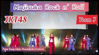 JKT48 Team J _ Majisuka Rock n' Roll | Fajar Sang Idola HSF