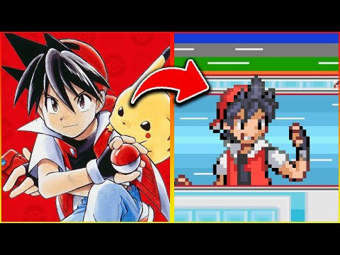 Pokemon Adventures Red: Red's Story (HACK) - Part 1: VS MEW