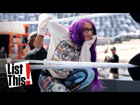 30 Sasha Banks facts you need to know: WWE List This!