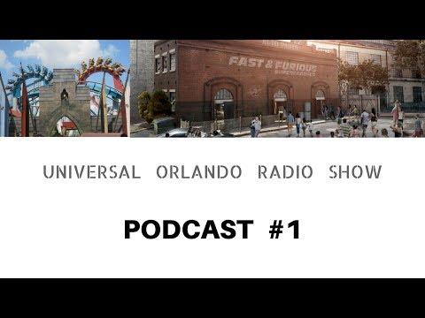 Dragon Challenge Replacement, Supercharged Predictions, Etc. - Universal Orlando Radio Show