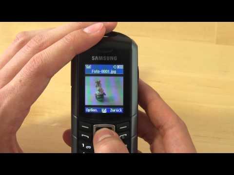 Samsung E2370 Xcover Test Multimedia