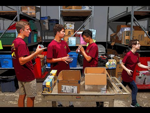 VIDEO: The Epiphany School of Global Studies - Community Service Day