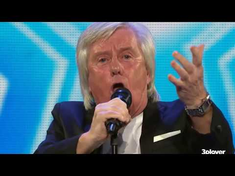"""Incredible Voice! 'Matt Dodd' (68 yo) - """"I Who Have Nothing"""" - Auditions 