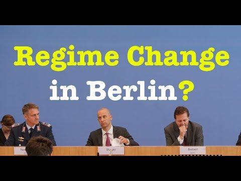 13. Juli 2018 - Bundespressekonferenz - RegPK