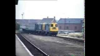 British Rail - Class 20