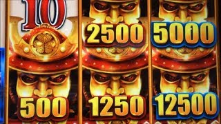 ★Revenge on SAMURAI !!☆50 FRIDAY #67★CASPER/WHEEL of FORTUNE CASH LINK/WILD WILD SAMURAI Slot★栗スロ