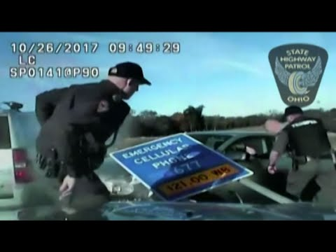 10-Year-Old Leads Ohio Troopers on Car Chase