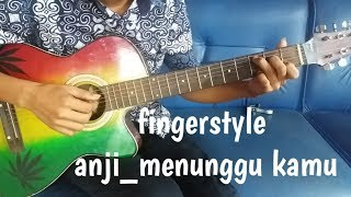 Download Lagu Anji menunggu kamu fingerstyle (cover) OST jelita sejuba Mp3