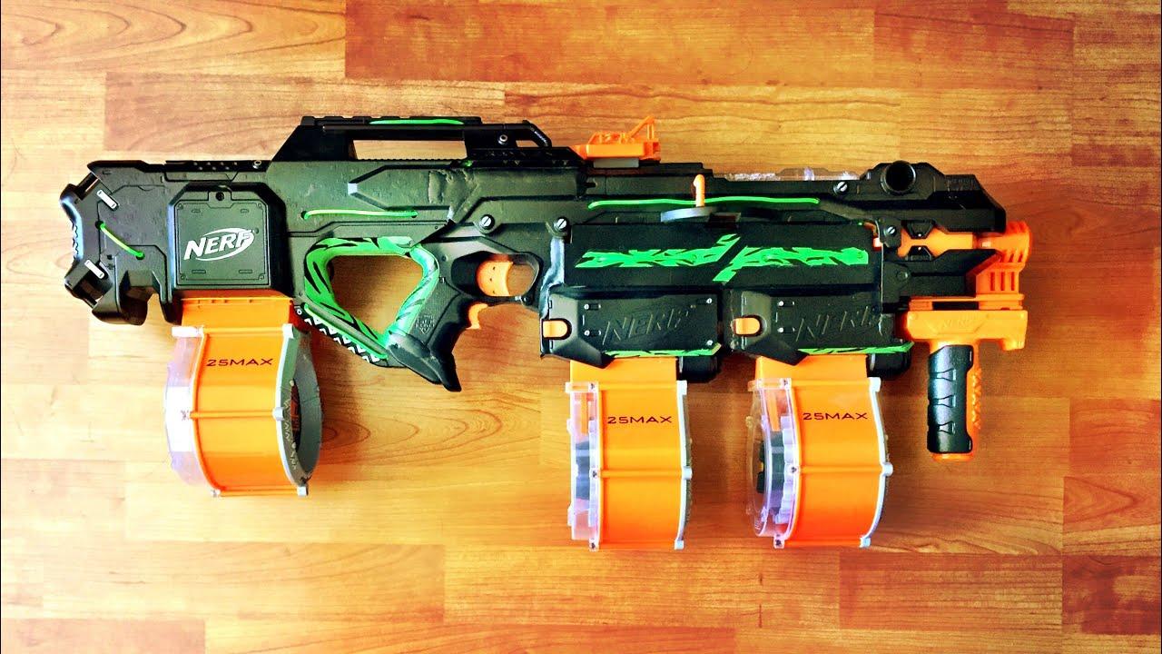 Nerf Gun Sniper  eBay