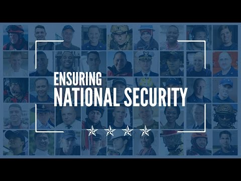 State of the Coast Guard 2017: National Security