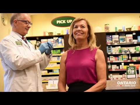 Minister of Health Christine Elliott has launched Ontario's free flu shot campaign