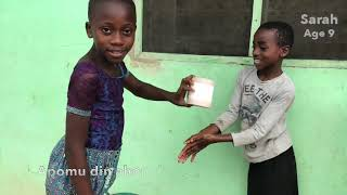 Everyday Wash (Tarkwa Breman Girls' School)