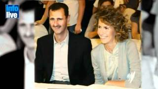 Queen Rania calls Assad