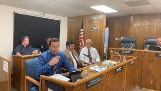 Shafter City Council Meeting