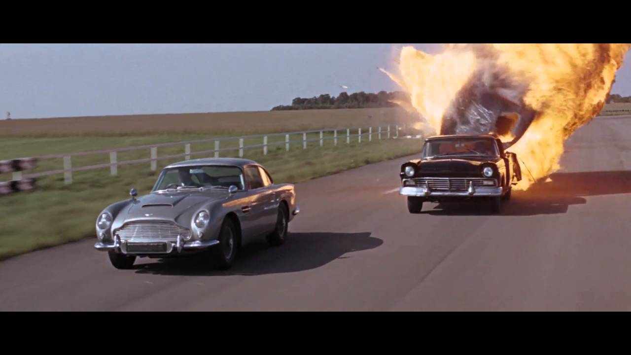 Opération Tonnerre Aston Martin DB YouTube - 1965 aston martin db5